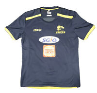 ISC West Coast Eagles AFL Mens Training Shirt