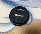 Sony NEW Snap On Lens Cap 55mm Cover protector for SONY E-MOUNT NEX Lens