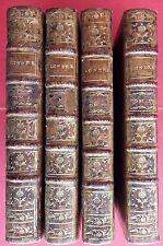 Pierre-Jean GROSLEY, Londres (Lausanne, 1774) 4 vol.; 2ème édition augmentée.