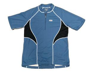 Louis Garneau Men's Cycling 1/2 Zip Jersey Size Medium