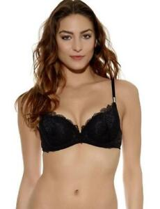 Wacoal Marquise Push Up Contour Bra 101003 Womens Padded Lace Bras