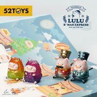 Cici/'sStory Lulu Pig Christmas Limited Art Designer Toy Figurine Display Decor