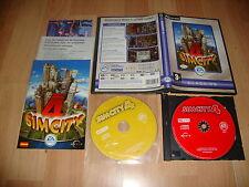 SIM CITY 4 DE EA GAMES PARA PC CON 2 DISCOS EN CASTELLANO USADO COMPLETO