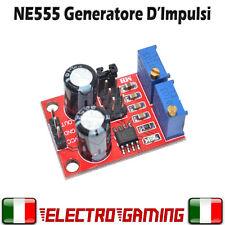 NE555 Generatore di e duty cycle variabile - AE42