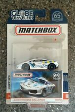 Matchbox Globe Travelers Lamborghini Gallardo Police Car