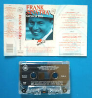 MC Musicassetta Frank Sinatra Greatest Hits Dig It International no lp cd dvd 45