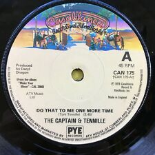 The Captain & Tennille - Do That To Me One More Time - Casablanca Can-175 Ex