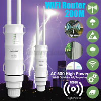 Wavlink AC600Mbps WIFI Repeater Dual Band 2.4G Wireless Range Extender Router X