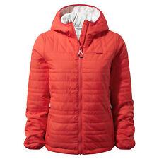 Craghoppers Womens Compresslite Jacket II 10 Dawn Red Cwn214 3un10l