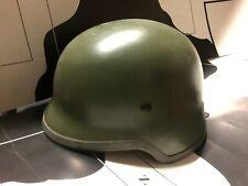 Casque militaire Belge - modèle 95 - Schuberth B826 et protection balistique