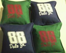DALE EARNHARDT JR.  # 88     CORNHOLE BAGS  SET OF 8   NASCAR        BAGGO