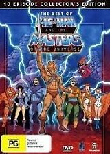 He-Man And The Masters Of The Universe - Best Of (DVD, 2005, 2-Disc Set)