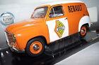 "Renault Colorale 1953 ""Renault"" orange weiß 1:18 Solido neu & OVP"
