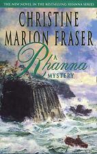 A Rhanna Mystery, Fraser, Christine Marion, 0002241021, Very Good Book