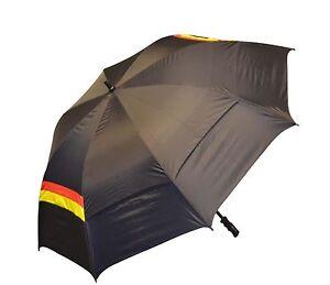 CARBON Golf Schirm Golfschirm Regenschirm Sonnenschirm DEUTSCHLAND GS03