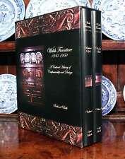 """""""WELSH FURNITURE 1250-1950"""",  RICHARD BEBB ISBN 978-0955377310"""