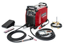 Lincoln Aspect 230 Acdc Tig Welder Air Cooled One Pak K4341 1