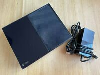 Microsoft Xbox One 500GB Console and Power Supply Only