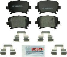 Disc Brake Pad Set-QuietCast Pads with Hardware Rear Bosch BP1108