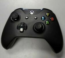 Original Microsoft Xbox One Wireless Controller (Black) Model 1708 - Used Tested