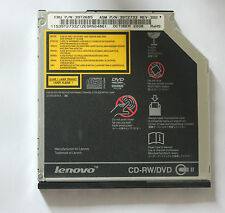 IBM OU LENOVO T60 T61 LECTEUR GRAVEUR DVD FRU 39T2685 P/N 39T2733 MODEL UJDA775