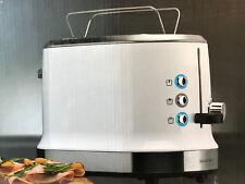 Design Toaster Doppelschlitztoaster Silvercrest STD 950 A1 weiß Neu & OVP