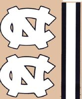 Tar Heels  with  extras 3m 20MIL
