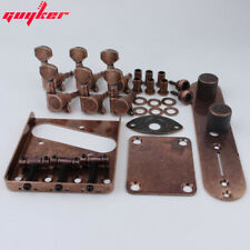 1 Set GUYKER Copper Electric Guitar Accessories Set