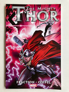 The Mighty Thor Vol 1 By Fraction - Marvel Comics Trade Paperback Graphic Novel