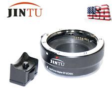 US EF-EOS M Metal Electronic AF Lens Adapter For EF EF-S Lens EOS M camera