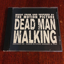 Music From Dead Man Walking Rare US Advance Promo CD Bruce Springsteen Tom Waits