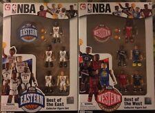 Lebron Jordan Curry Wade Harden NBA C3  East West Eastern Western