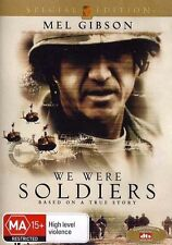 WE WERE SOLDIERS : NEW DVD