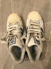 adidas Unisex Kids Superstar AQ6278 Trainers White UK 4 EU 36.7 Ln093 LL 04