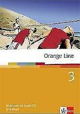 Orange Line / Workbook mit Audio-CD Teil 3 (3. Lernjahr) Grundkurs 9783125475359