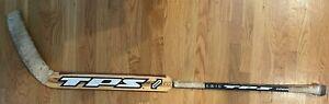 Craig Billington Game Used Louisville TPS Goalie Stick Bruins Senators Capitals
