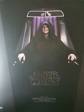 Hot Toys Emperor Palpatine Deluxe