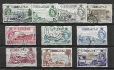 Historical Events Used British Postages Stamps