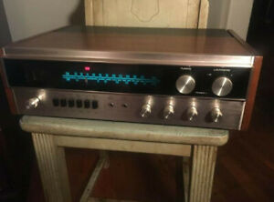 Sherwood S-7200 Receiver Vintage Good Used Condition, Working 40 WPC