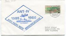 1985 Ant IV Polarstern Alfred Wegener Intitut Deutschland Polar Antarctic Cover