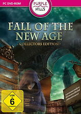 Cas of the New Age-Collector 's Edition (PC, 2014, DVD-Box)