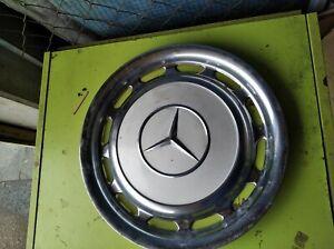 1x Radkappe Mercedes Benz Metall Chrom