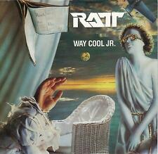 RATT  Way Cool Jr / Chain Reaction 45 with PicSleeve