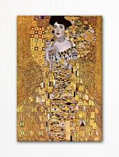 Klimt Portrait of Adele Bloch-Bauer I Fridge Magnet