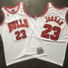 Michael Jordan Mitchell & Ness Chicago Bulls 96-97 Championship Special Edition