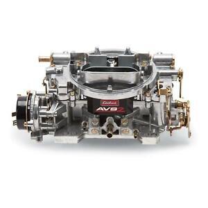 Edelbrock 1906 AVS2 650 CFM 4 Barrel Carburetor, Electric Choke