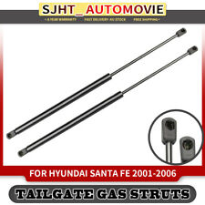 2x Tailgate Rear Boot Trunk Gas Struts for Hyundai Santa Fe 2001-2006 557MM 550N