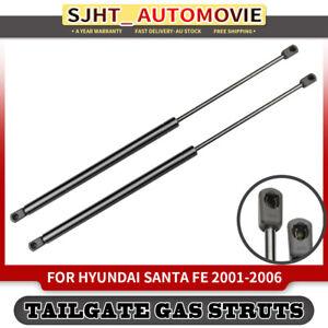 2x Tailgate Rear Boot Trunk Gas Struts fit Hyundai Santa Fe 2001-2006 557MM 550N