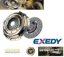EXEDY SAFARI TUFF CLUTCH NISSAN PATROL DX ST ST-L ST-S Ti GU Y61 3.0L ZD30DDTi