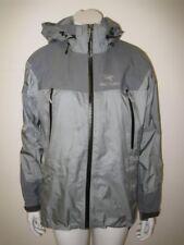 Arcteryx Women's Gray Gore Tex Ski Snowboard Jacket Made in Canada Size MEDIUM